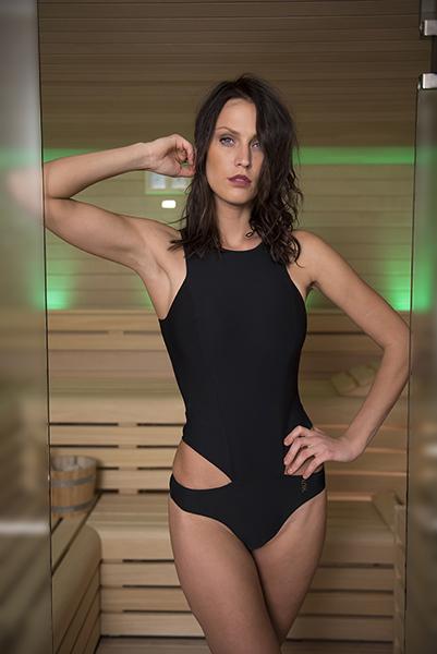 Spakini, il costume da bagno per la SPA