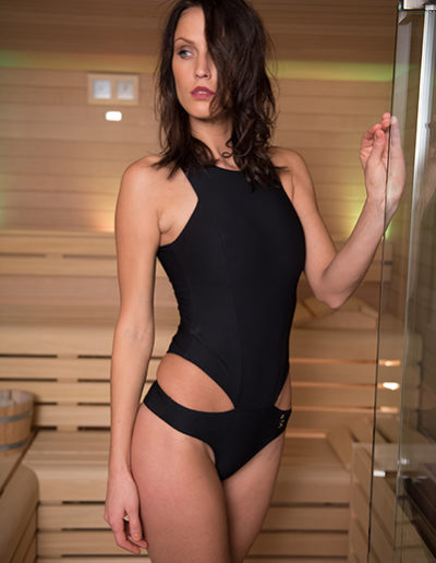 Spakini, il costume da bagno per la SPA modello Alie