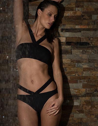 Spakini, il costume da bagno per la SPA modello Asia