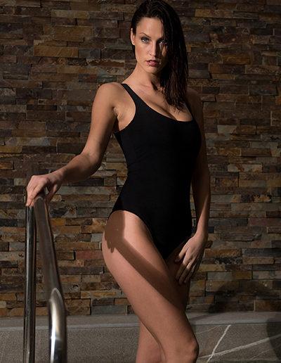 Spakini, il costume da bagno per la SPA modello Lara