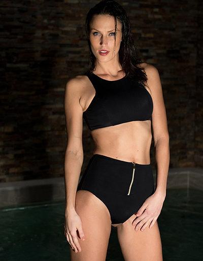 Spakini, il costume da bagno per la SPA modello Idia
